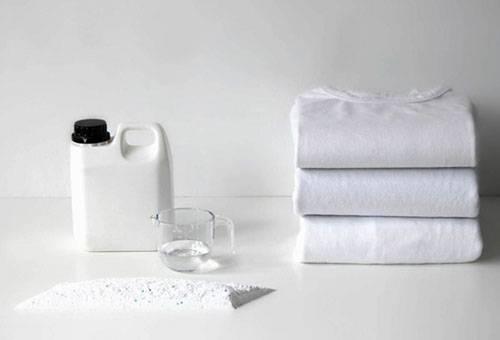 Как вернуть белью белый цвет