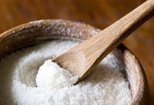 Соль для отбеливания тюля