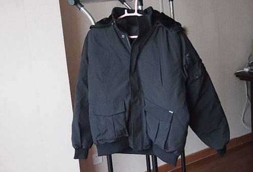 Сушка зимней куртки после стирки