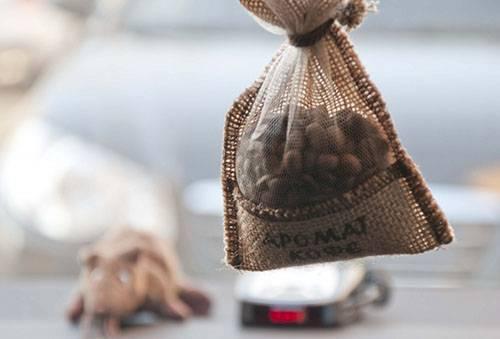Кофейный освежитель для машины