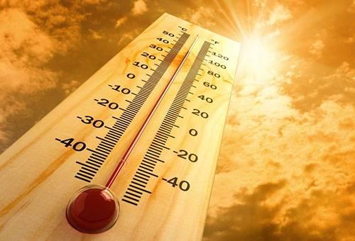 Высокая температура воздуха