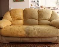 Грязный диван
