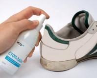 Средство для обуви против запаха кошачьей мочи