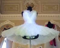 Накрахмаленная балетная пачка