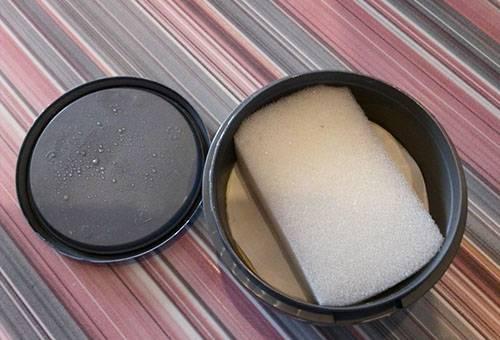 Средство для очистки ванны от известкового налета