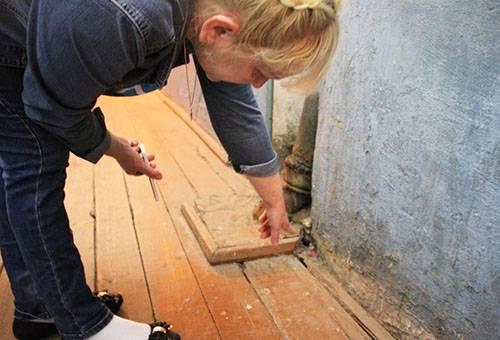Поиски крысы в доме
