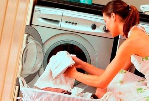полинявшая одежда