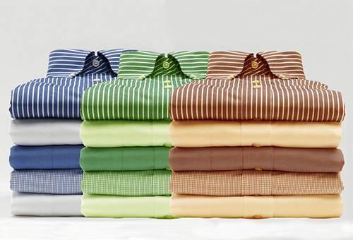 Отглаженные рубашки