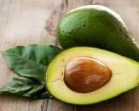 Спелое авокадо