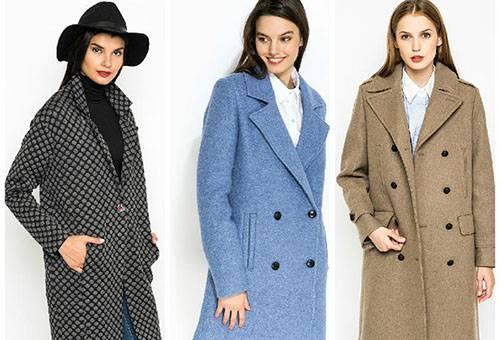 Девушки в драповых пальто