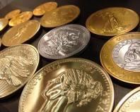 Монеты из разных сплавов