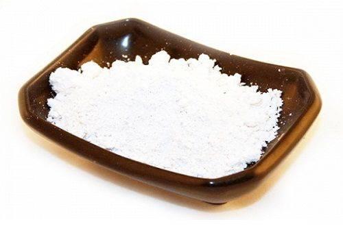 порошок белой глины