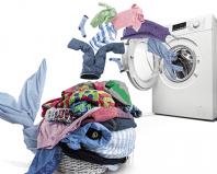 Производительная стиральная машина