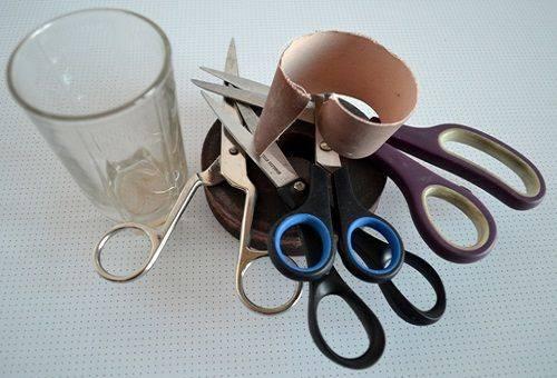 Как наточить ножницы в домашних условиях самостоятельно