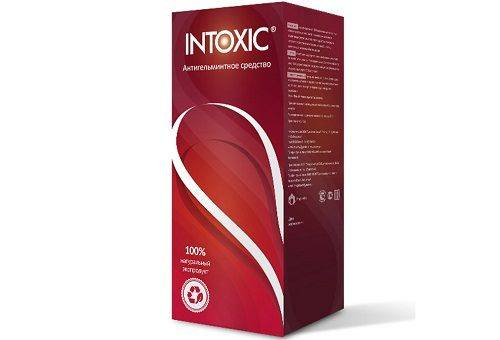 Комплексное средство Intoxic