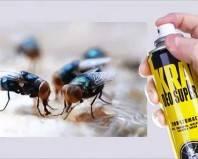 Аэрозоль от мух