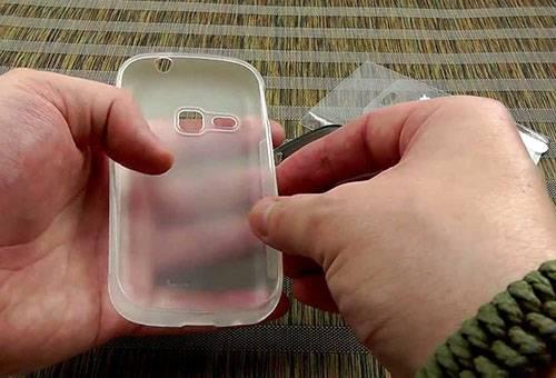 Как сделать чехол для телефона силиконовый