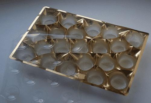 форма от бонбоньерки