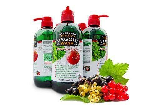 Safeguard Fruit Veggie Wash