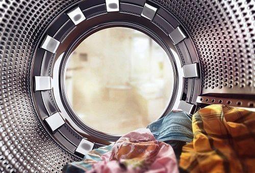 вещи из хлопка в стиральной машине