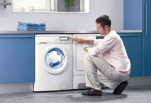 Вибрация стиральной машины при отжиме: причины и способы устранения
