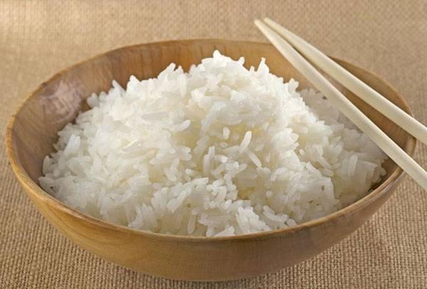 Як приготувати рис для гарніру