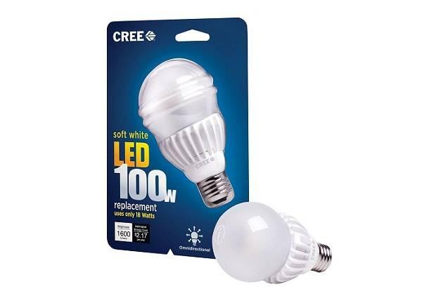 лампа фирмы CREE
