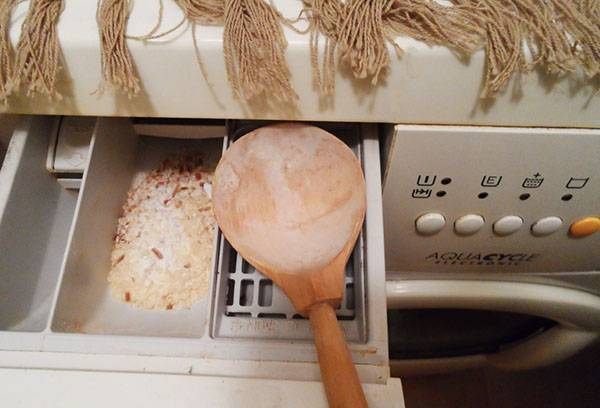 Как сделать в домашних условиях стиральный порошок 932