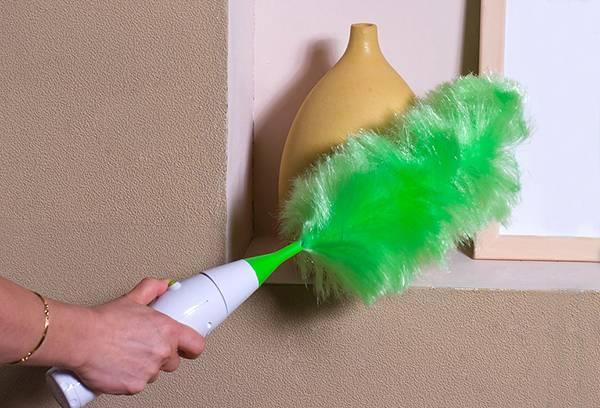 Электрическая метелка для пыли