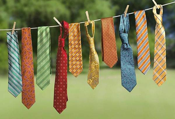 Сушка галстуков