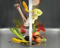 измельчение пищевых отходов