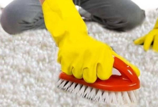 Эффективное средство для чистки ковров