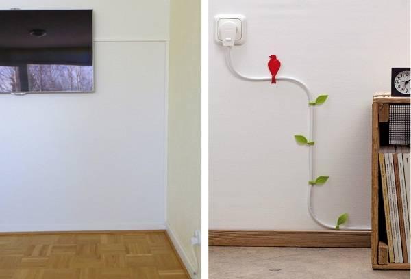 декоративные каналы для проводов