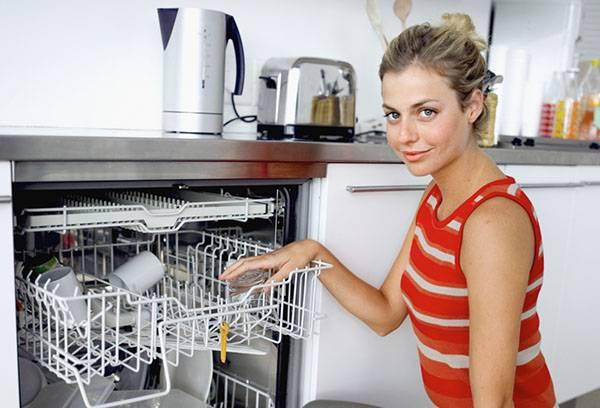 Что вы сыпете в посудомойку