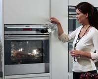 Очистка духовки с помощью гидролиза