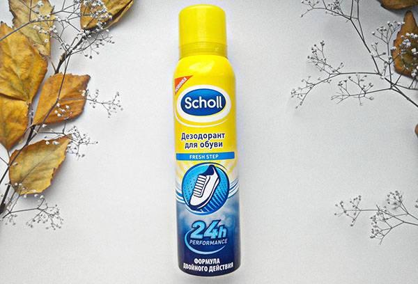 Дезодорант Sholl для обуви