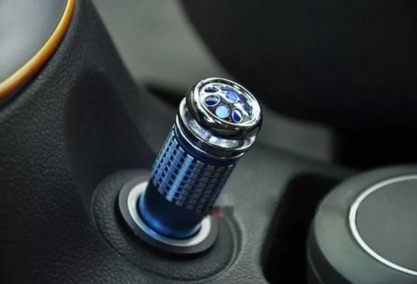 Ионизатор в автомобиле