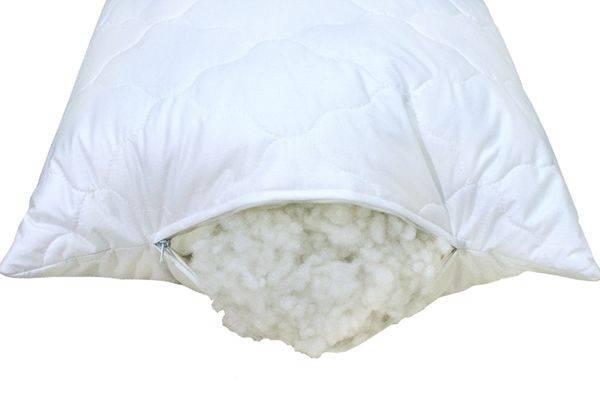 подушки из силикона