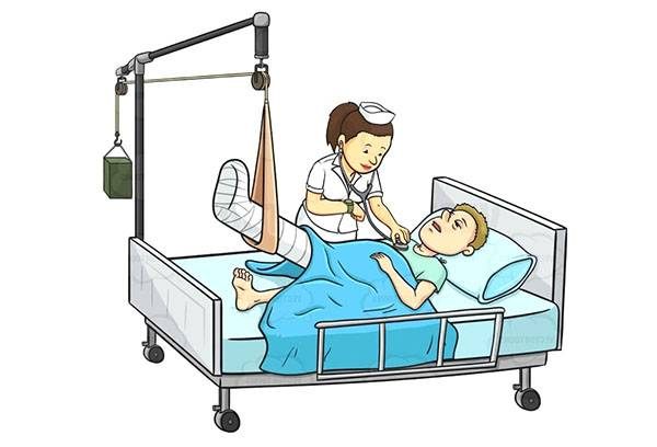 Лежачий больной