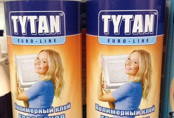 Полимерный клей Tytan