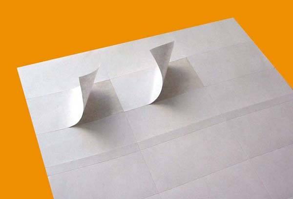Клейкая бумага для принтера