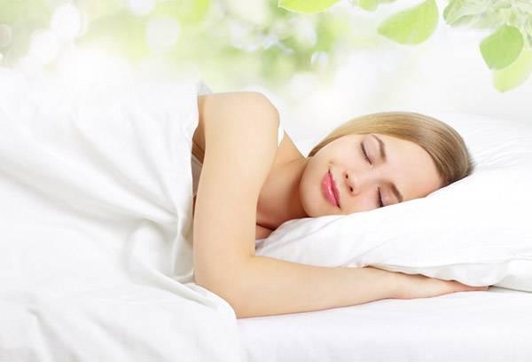 Сон на мягком матрасе