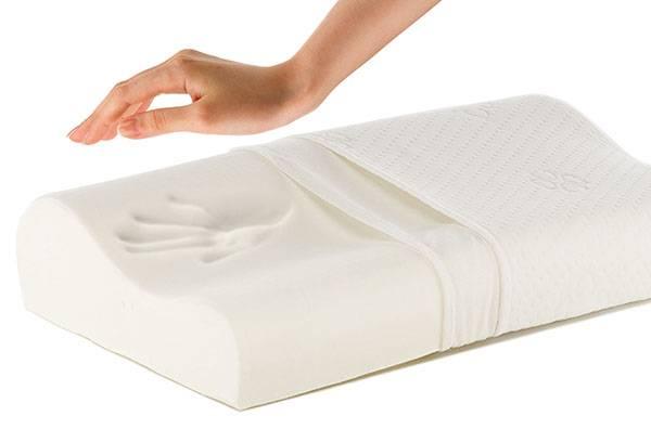 Ортопедические подушки с эффектом памяти