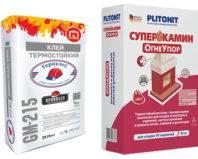 Популярные марки термостойкого клея