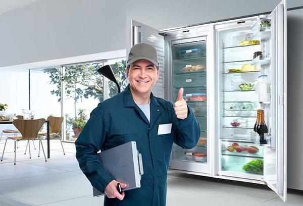 Диагностика двухкамерного холодильника