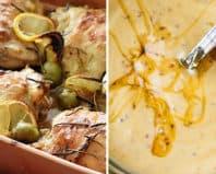 Острый соус для запекания в духовке