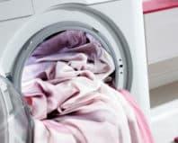 Стирка шторки в стиральной машине