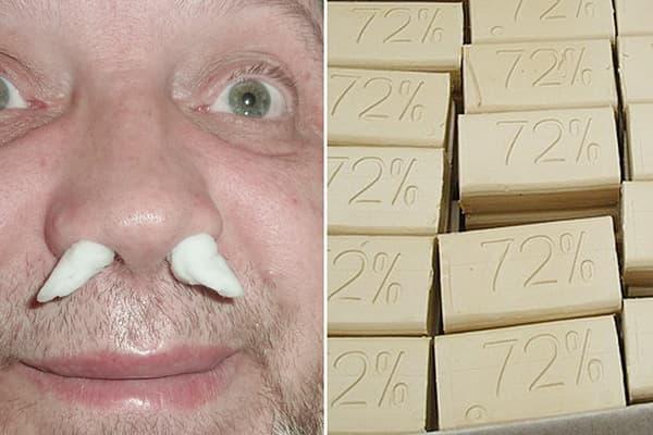 Хозяйственное мыло в лечении гайморита