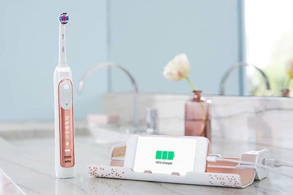 Приложение для управления электрической зубной щеткой