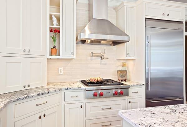 Кухонная вытяжка с алюминиевым корпусом